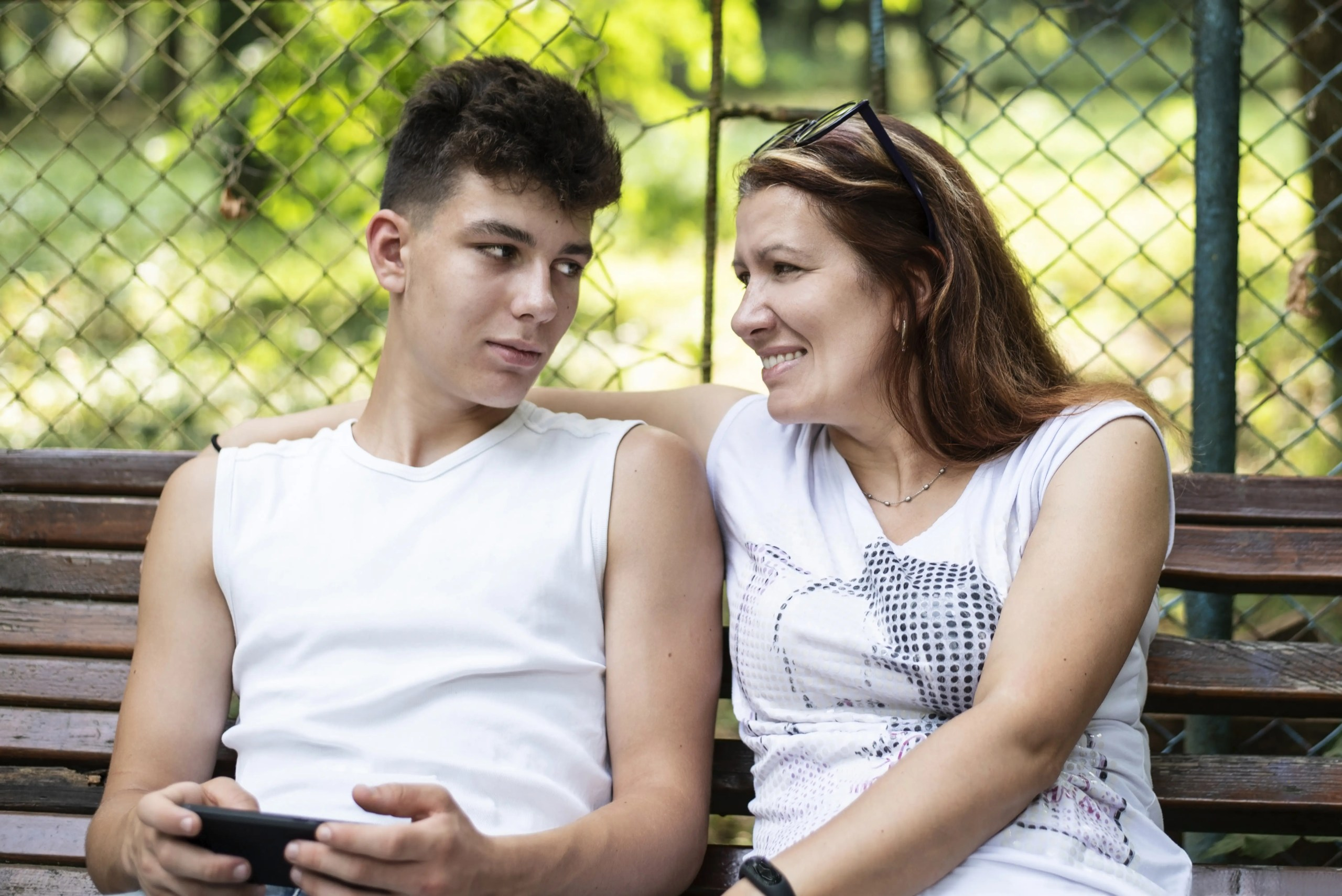 Read more about the article Thoughts on helping your autistic child navigate the teen years.