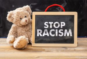 Anti-racist child