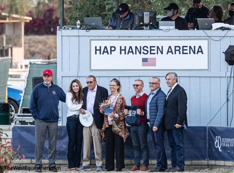 Hap Hansen Arena