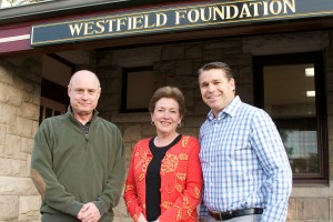 New trustees for Foundation board 2014 - 15 (l to r): Mark F. Swingle, Claudia Andreski and Robert Gorelick.