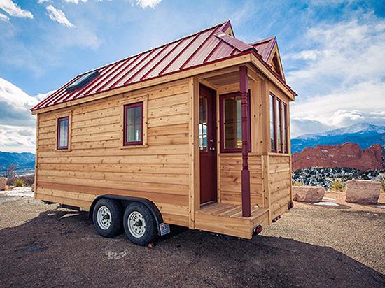 Photo Credit: Tumbleweed Tiny House Company