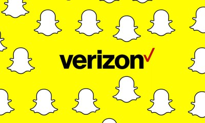 Snapchat and Verizon Team up For 5G
