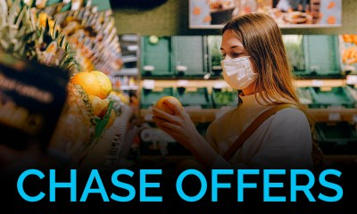 Chase offers at Amazon Fresh
