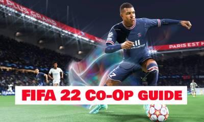FIFA 22 Co-Op guide
