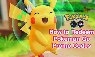How to Redeem Pokemon Go Promo Codes September 2021