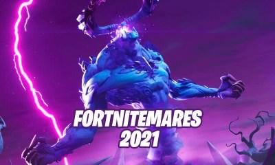 Fortnitemares 2021