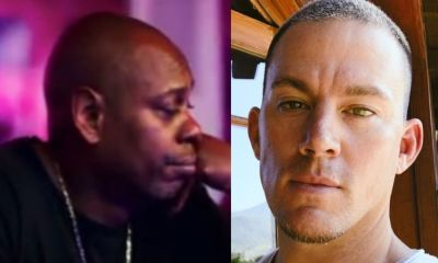 Dave Chapelle and Channing Tantum