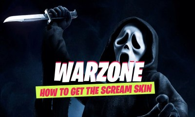 How to get scream skin in warzone
