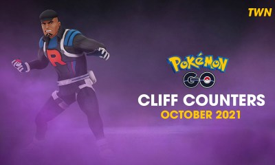 Pokemon Go Cliff counters
