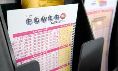 Powerball Lottery Winner