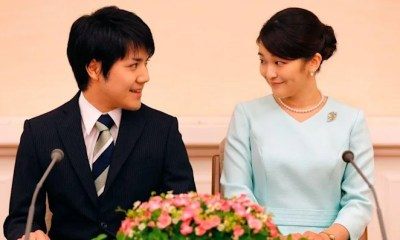 Princess Mako of Japan is set to marry her commoner fiancee later this month.jpg