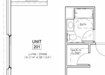 Residence 201