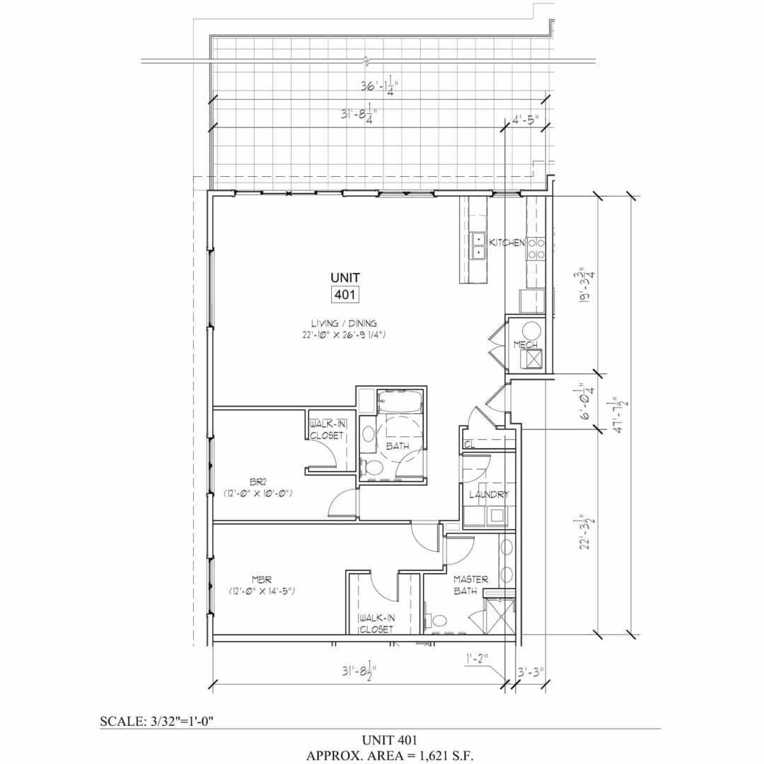 Unit_401_plan