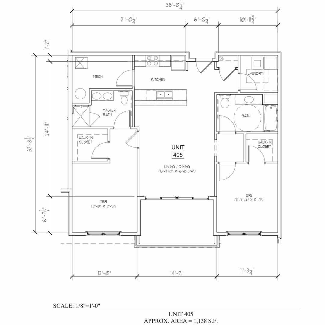 Unit_405_plan