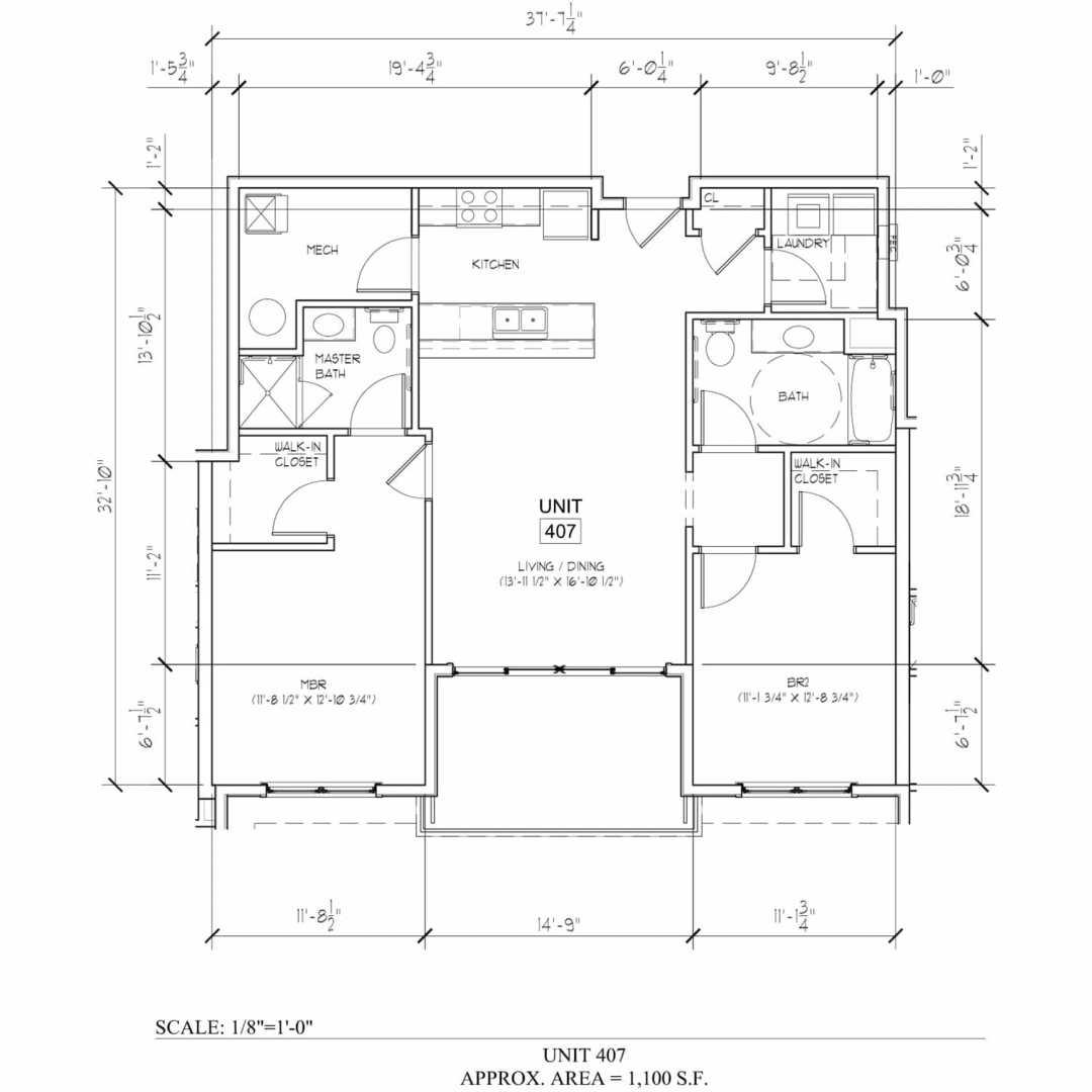 Unit_407_plan