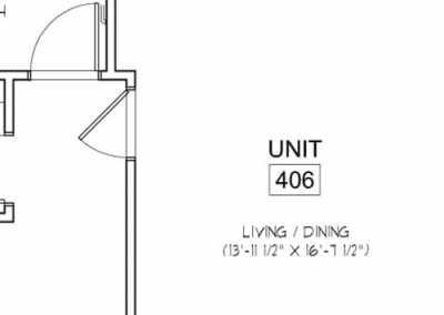 Residence 406