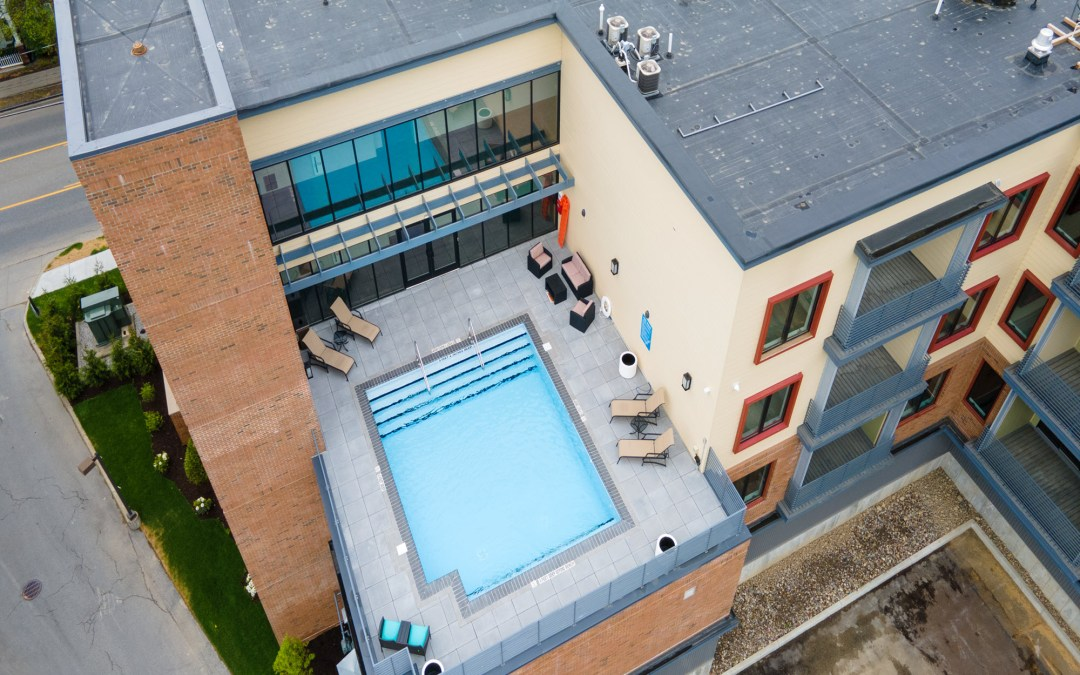 Rooftop Pool Tops List of Amenities at The West
