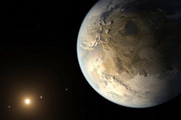 """""""New planet discovered in the habitable zone, christened Kepler-186f"""""""