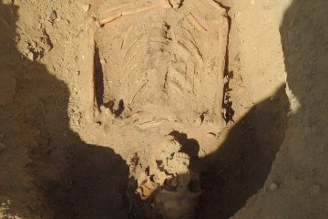 Ancient Egyptian burial site may contain one million bodies