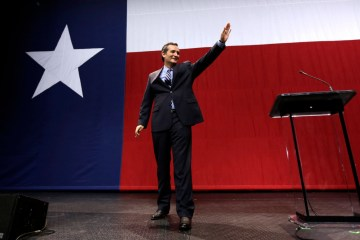 US Senator Ted Cruz disagrees with NASA on climate change
