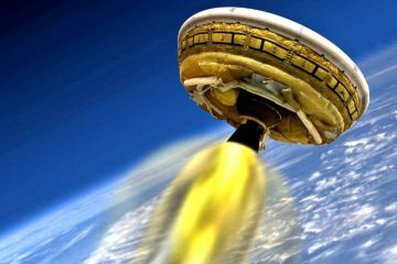 "New ""flying saucer"" technology tested by NASA"