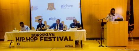Brooklyn Hip-Hop Festival Day 1 Institution