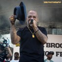 Prodigy of Mobb Deep performs at the 11th Annual Brooklyn Hip-Hop Festival held at Williamsburg Park on July 11, 2015 in Brooklyn, NY