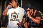 Rakim and Lyricist Lounge at Summerstage Red Hook Brookkyn
