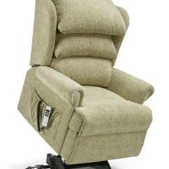 Recliner Chair Hire Wicker Adirondack Windsor Petite Riser - The Wheel Centre