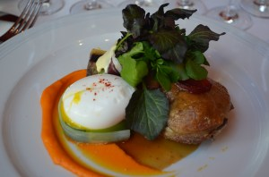Crispy Duck Confit & Soft Poached Egg