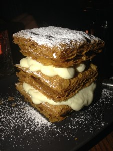 Mille Feuille: just say YES!