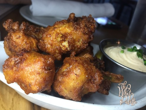 Conch Fritters (Not on the Spice menu, but worth adding!)