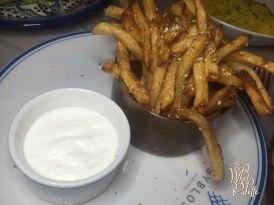 Thrice Cooked Chips (
