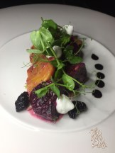 Roasted Baby Beets