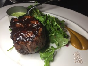 Wood Grilled 6oz Filet Mignon