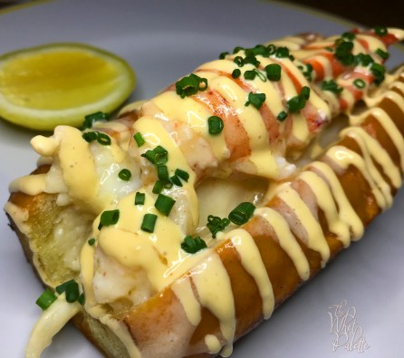 GZ Butter Poached Lobster Roll