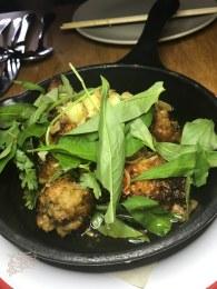 Cast Iron Lemongrass Chicken