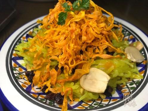 Sweet Jeweled Rice