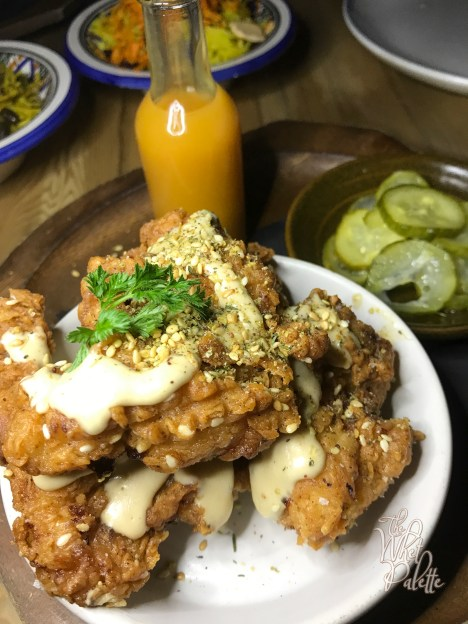 Middle Eastern Fried Chicken