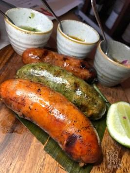 Chorizo Sampler