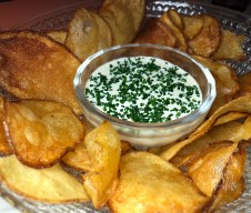 French Onion Dip + Kettle Chips