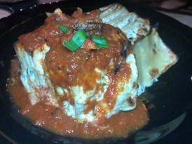 Fire-Roasted Lasagna