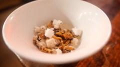 "Foie Gras ""Milk & Cereal"""