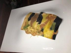 Camouflage Lasagnette