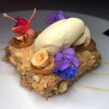 Le Sirenuse: Alba Hazelnut Semifreddo Cake