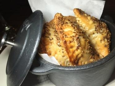 GK Bistronomie- Foie Gras Empanadas