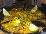 SEAFOOD PAELLA gf For Two People ($40)