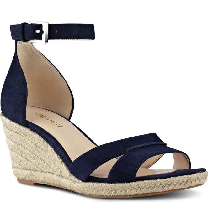 nine west blue