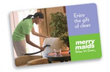 merrymaid gift card