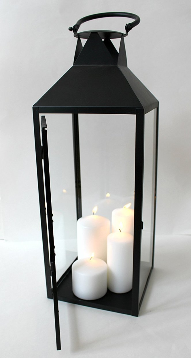 extra large indoor.out door lantern